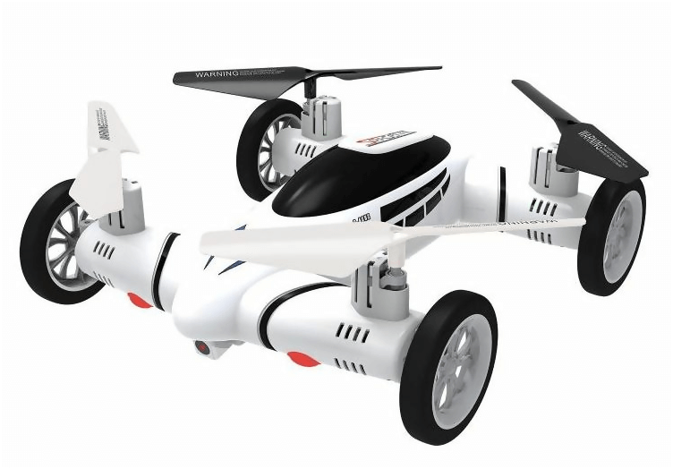 RC Car Quadcopter Drone 3