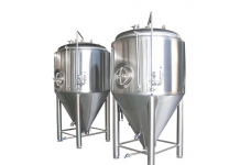 2 beer brewing machines